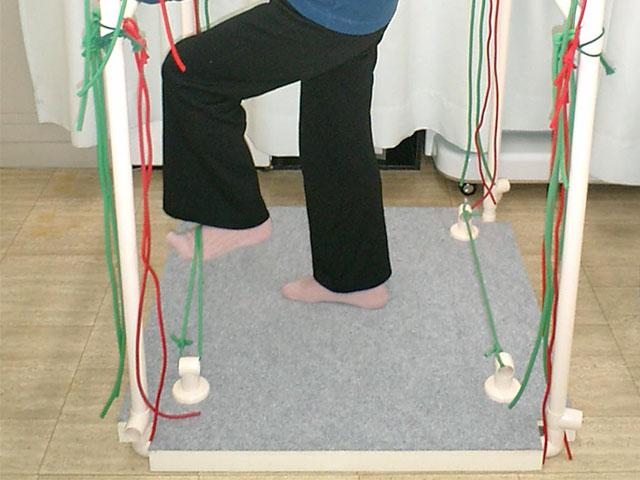 安全で簡単な体操で全身の筋力を強くします!